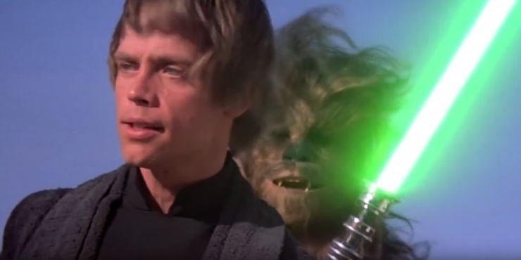 Что означают цвета световых мечей в Звездных войнах
