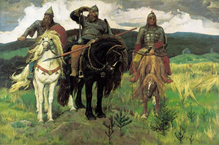 Как в древней Руси выбирали имена своим детям