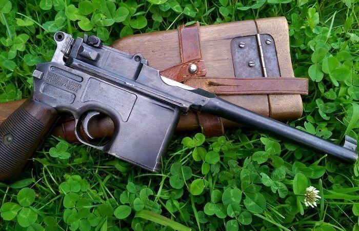 Почему немецкий пистолет Маузер К96 называют снайперским?