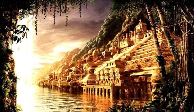 Удивительные загадки древних цивилизаций