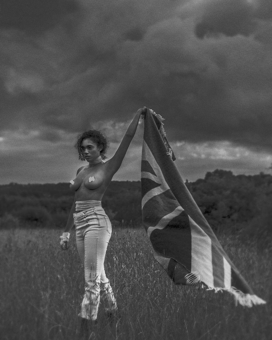 Удивительные женские образы от Хариса Нукема