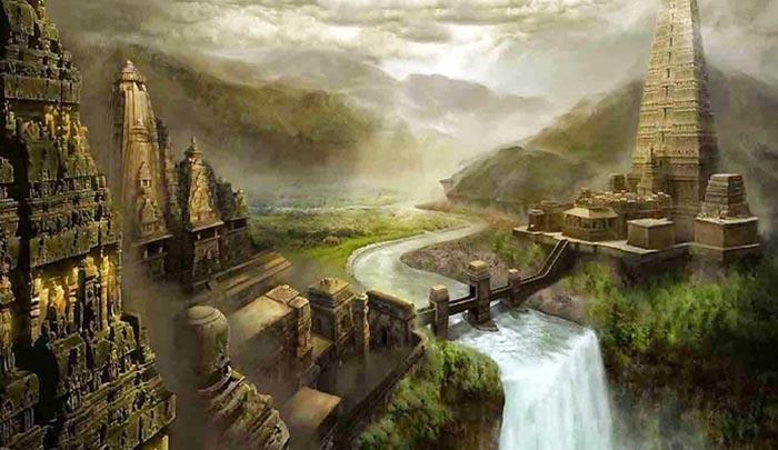 Из-за чего рухнули самые высокоразвитые древние цивилизации