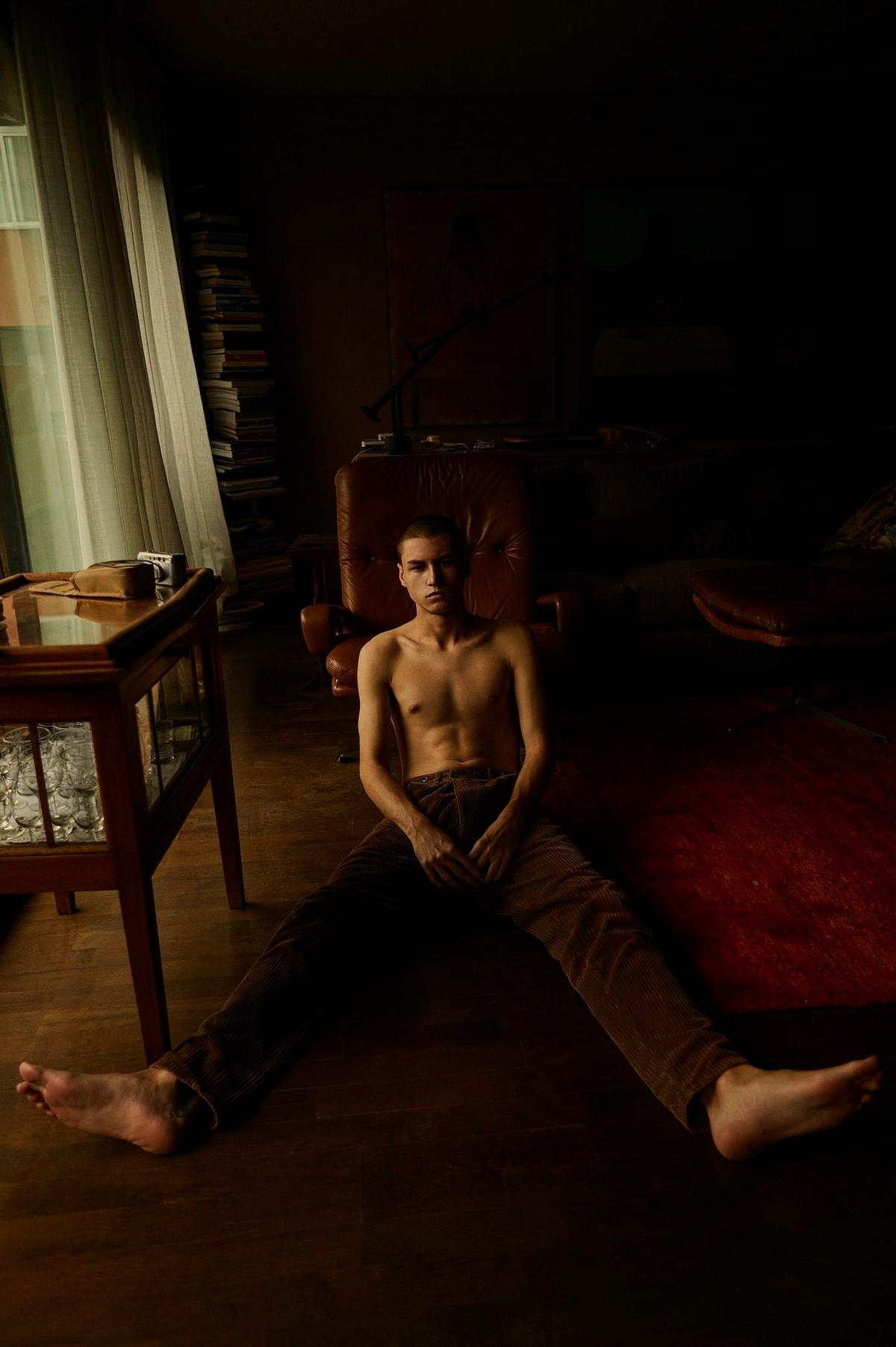 Портреты и фэшн-снимки от Стивена Бернхарда