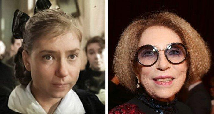 Российские звезды кино, которые начали свою карьеру еще детьми