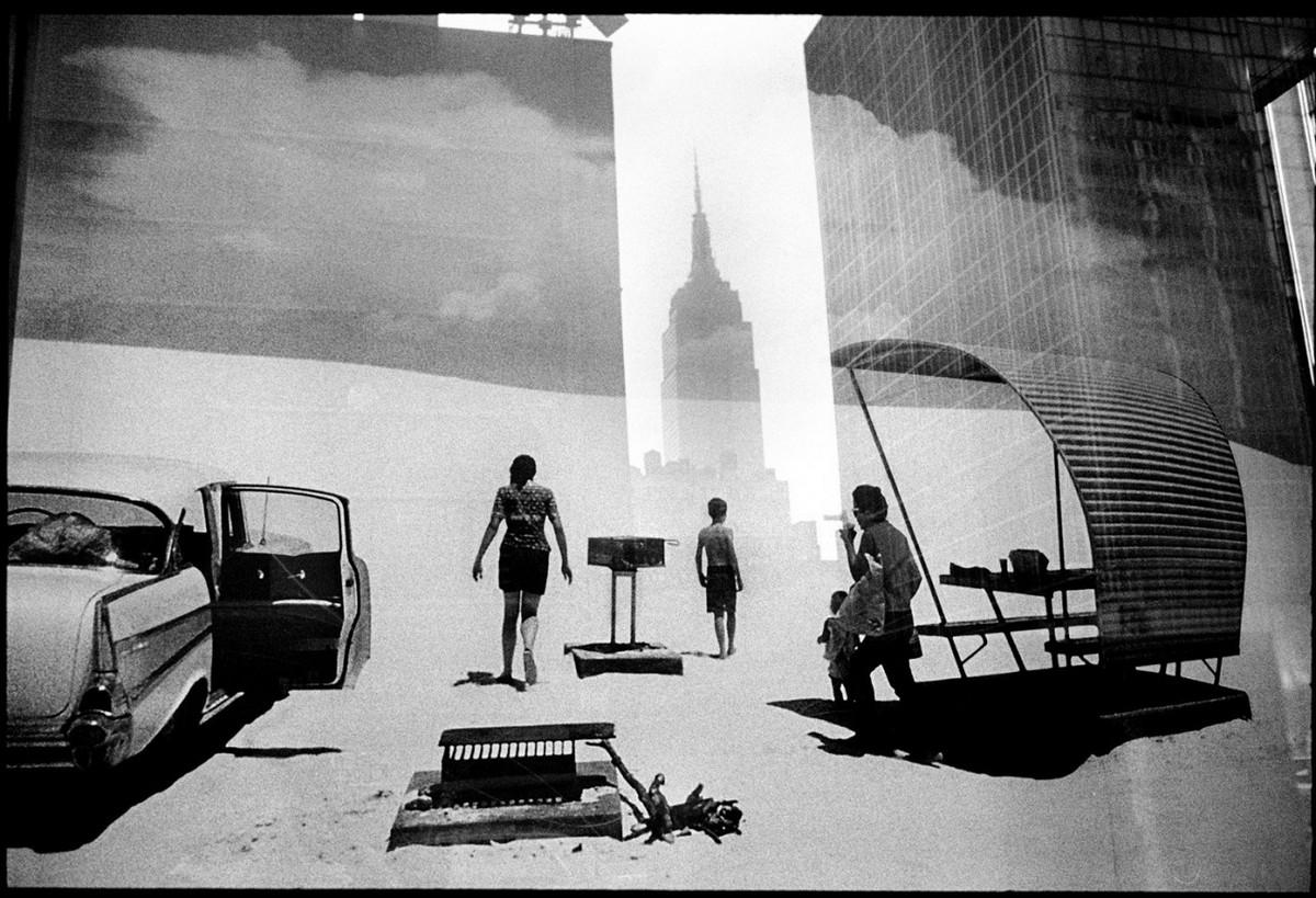 Таксист снимает улицы Нью-Йорка уже более 40 лет