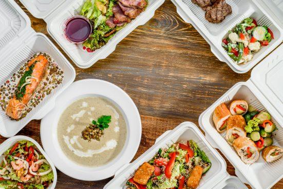 Доставка еды на все случаи жизни: вкусно, быстро, интересно
