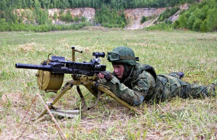 История появления первого советского автоматического гранатомета
