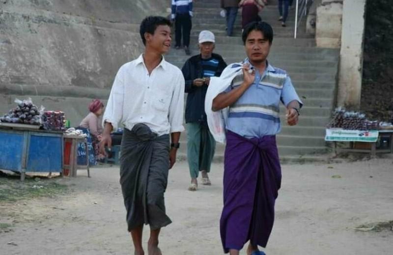 Страны, в которых мужчины носят платья и юбки