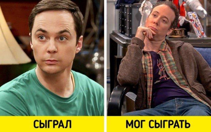 В этих сериалах могли сыграть совсем другие актеры