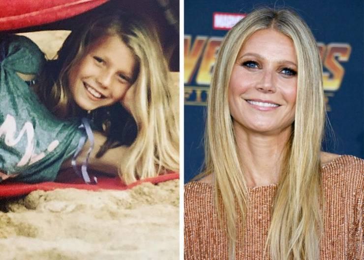 Детские фотографии знаменитостей, сделанные задолго до популярности