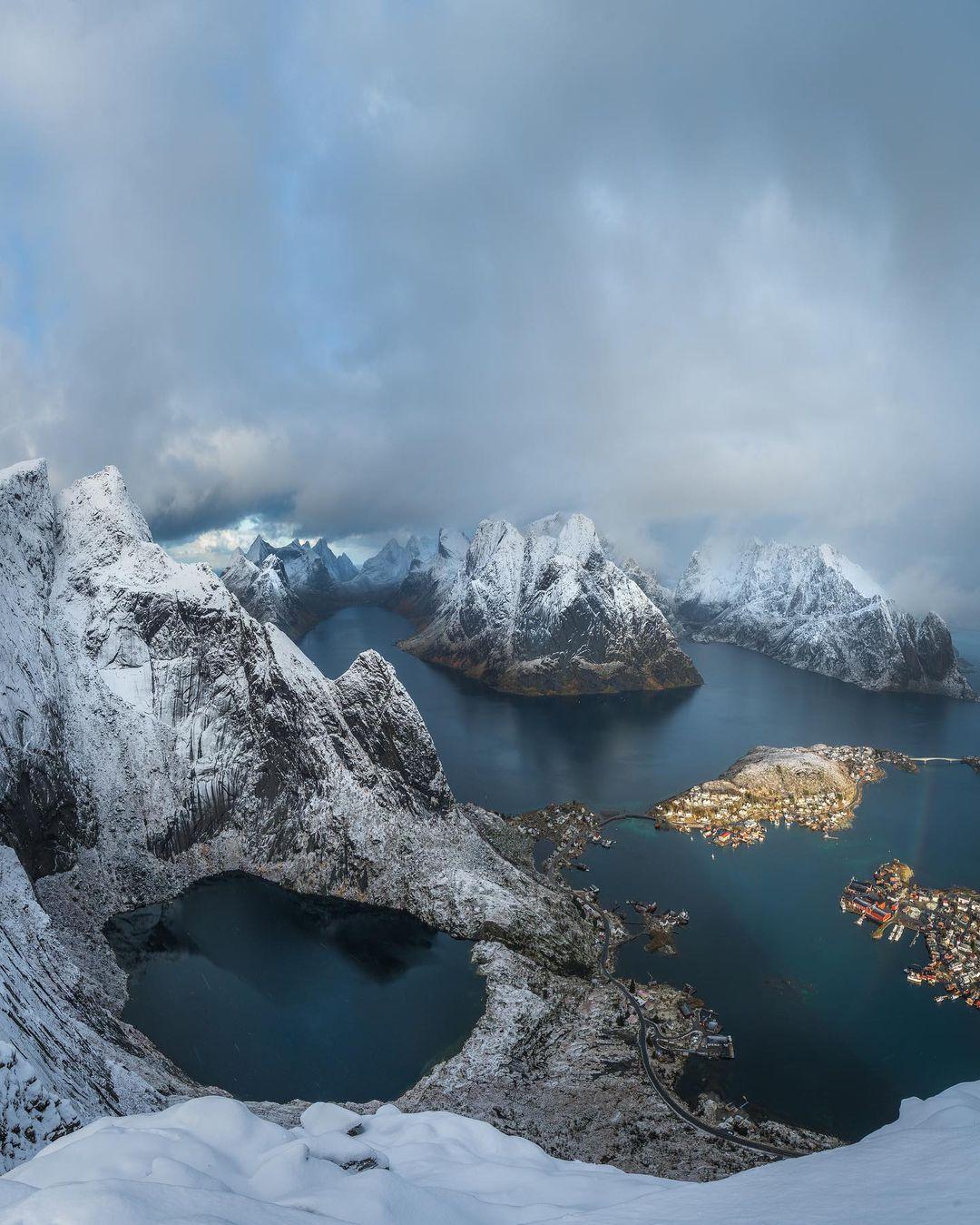 Природа и путешествия на снимках Джорджа Илструпа