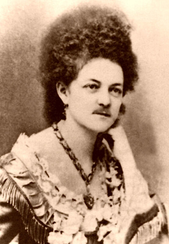Как в 19 столетии возник культ усатой женщины