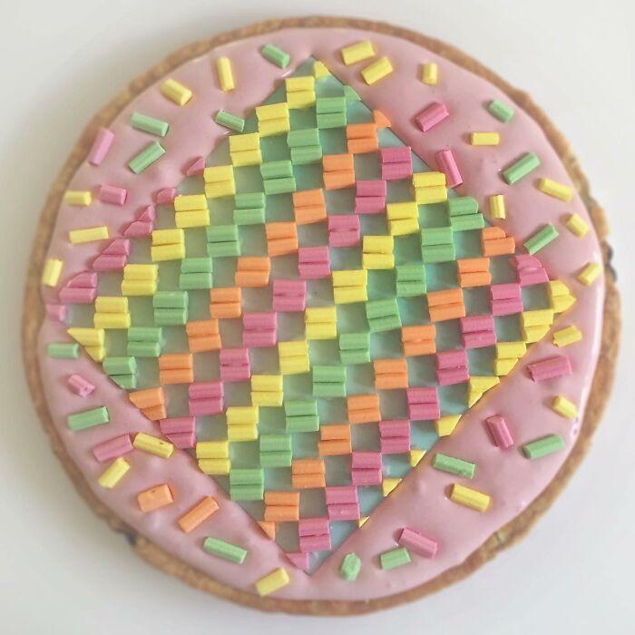 Мать двоих сыновей превращает обычные пироги в произведения искусства