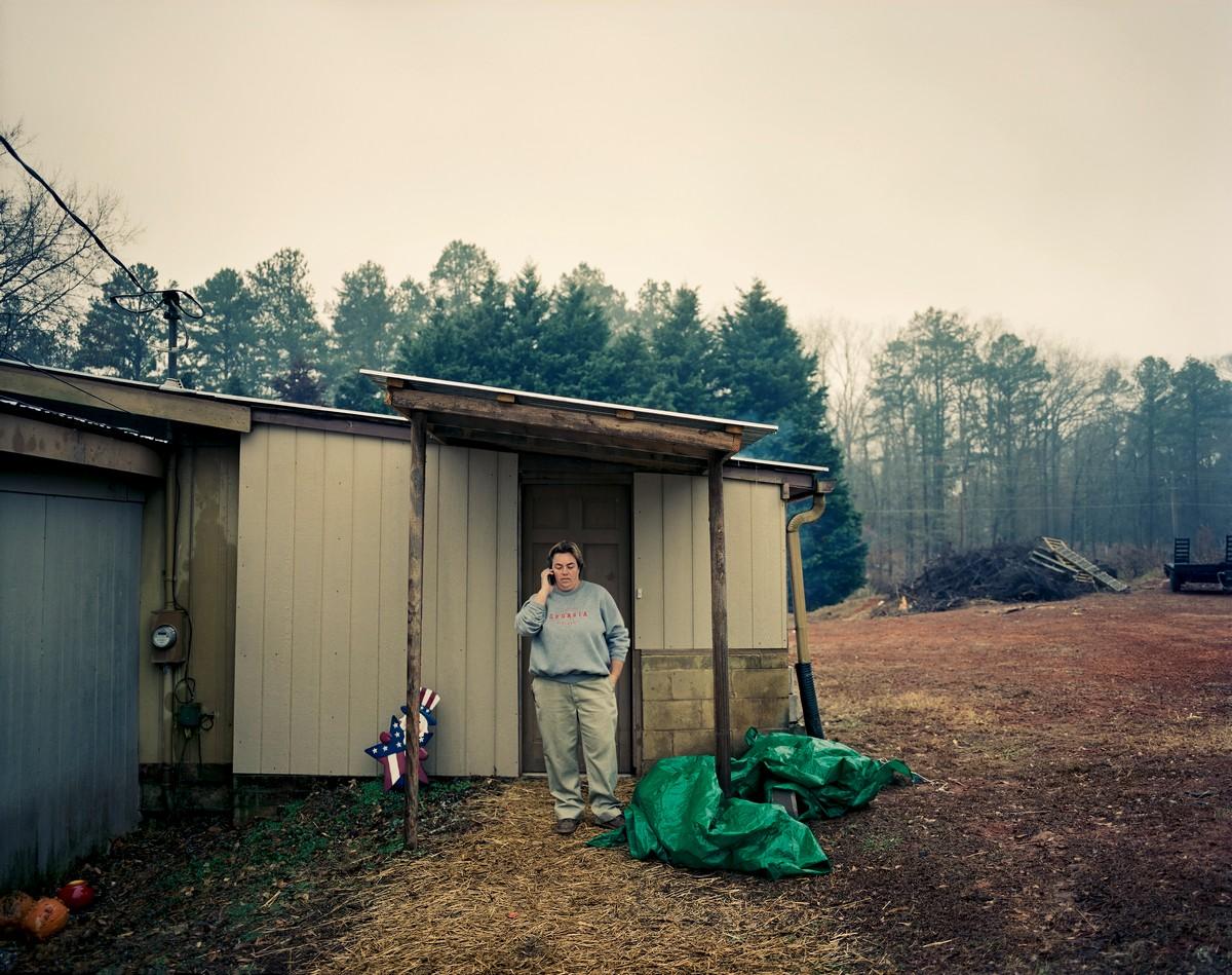 Жизнь бедных американцев на снимках Йоакима Эскильдсена