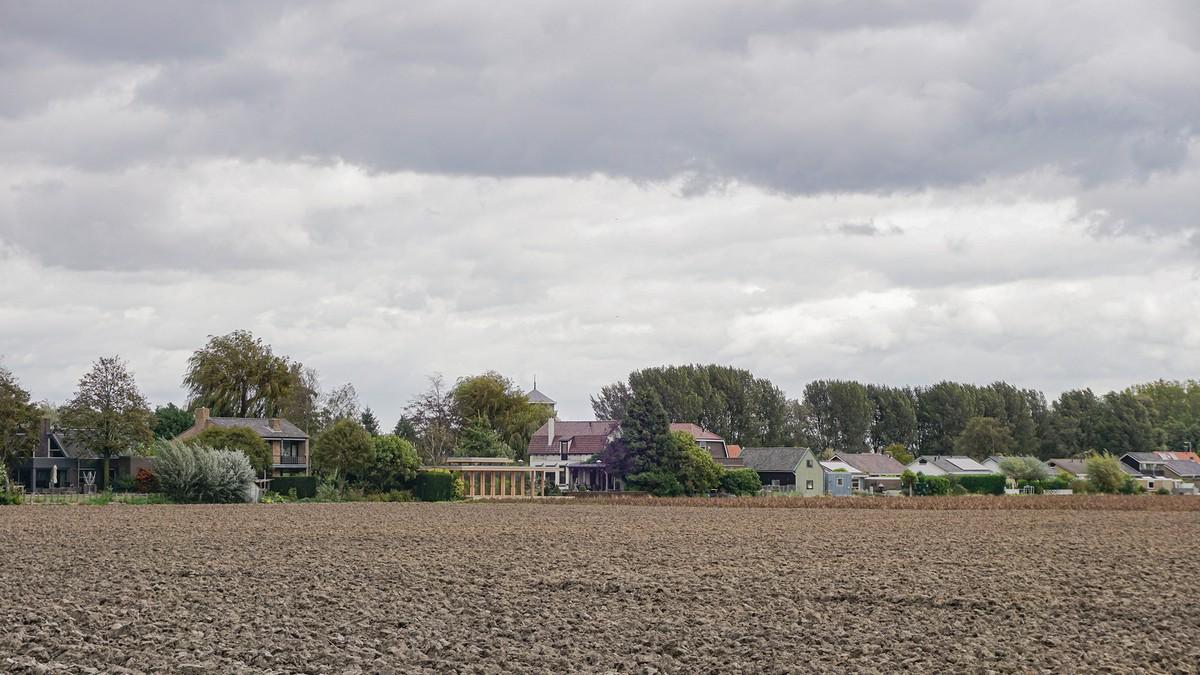 Небольшой сельский дом в Нидерландах