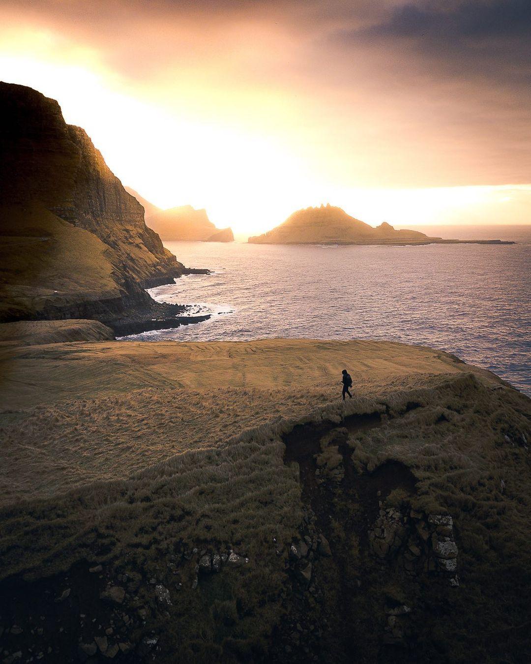 Природа и путешествия на снимках Кенни Лёфстрёма