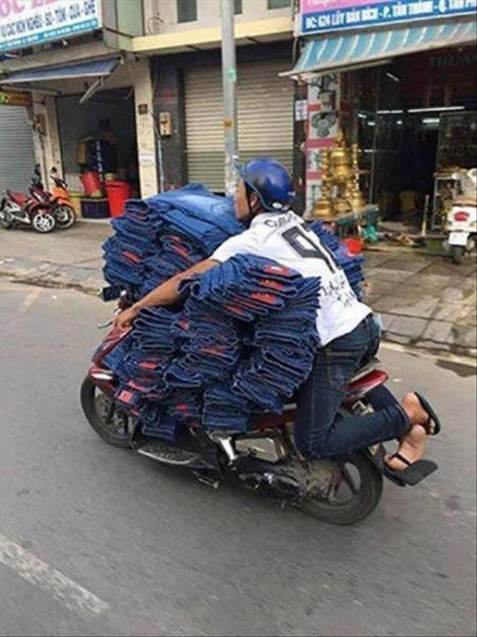 Мотоцикл - это универсальный помощник в жизни