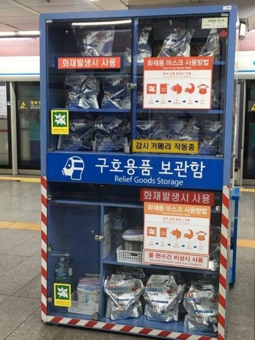 Примеры необычных и любопытных вещей родом из Южной Кореи