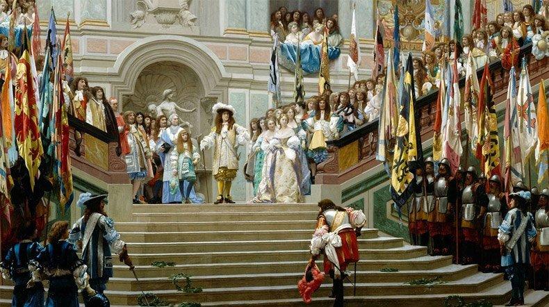 Почему король-солнце Людовик XIV вызывал отвращение у женщин