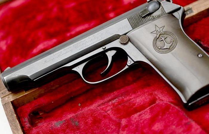 Для чего в СССР создавался загадочный пистолет Балтиец