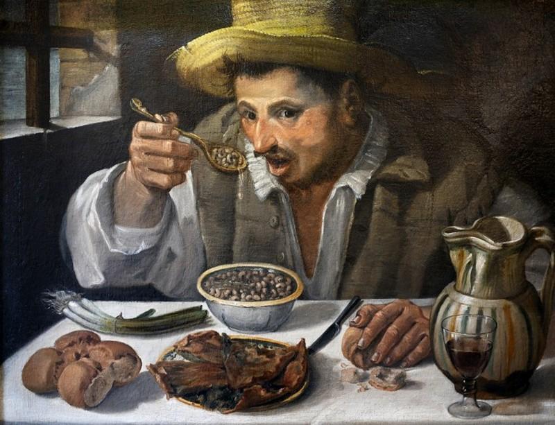 Некоторые причудливые факты из истории еды