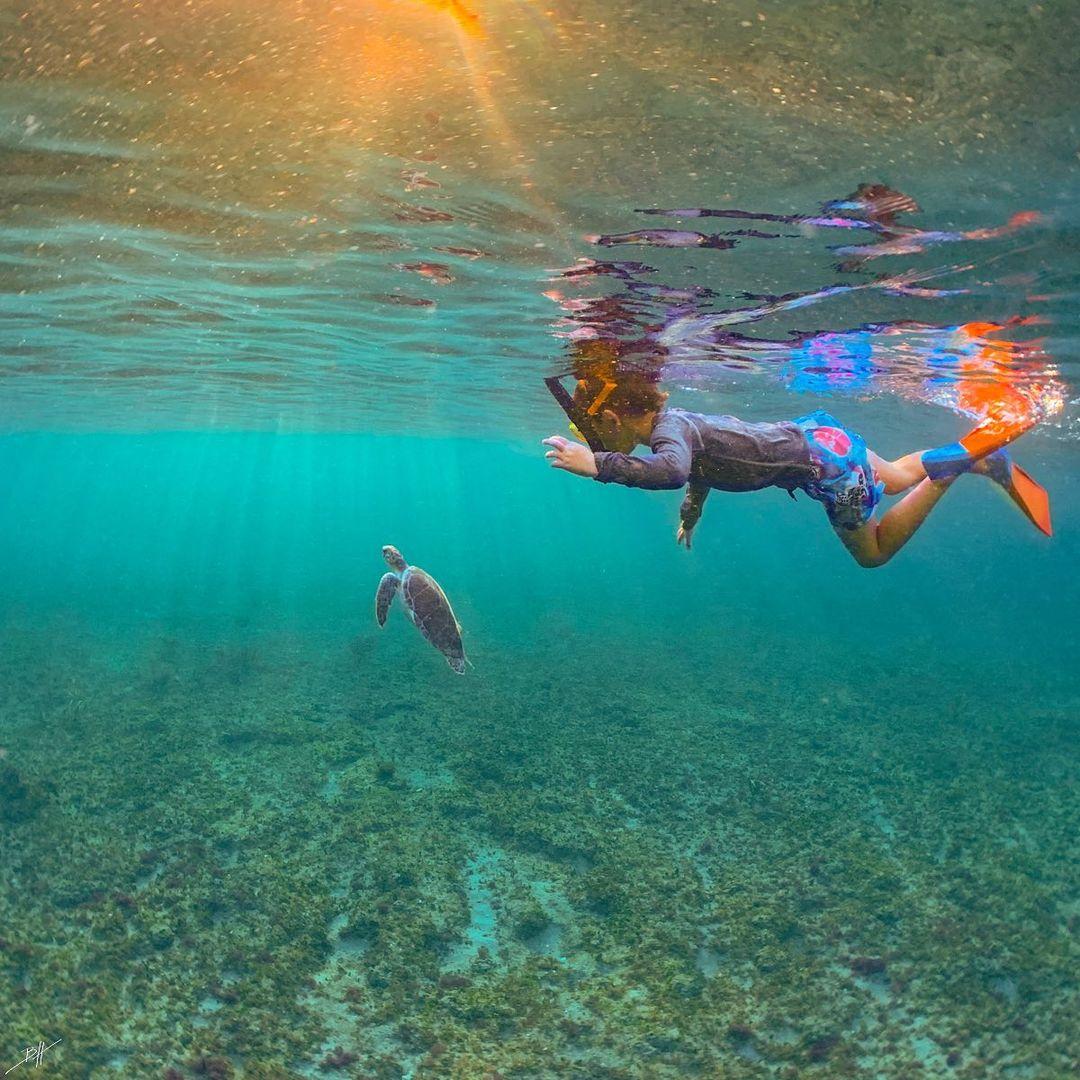 Природа и путешествия на снимках Бена Хикса