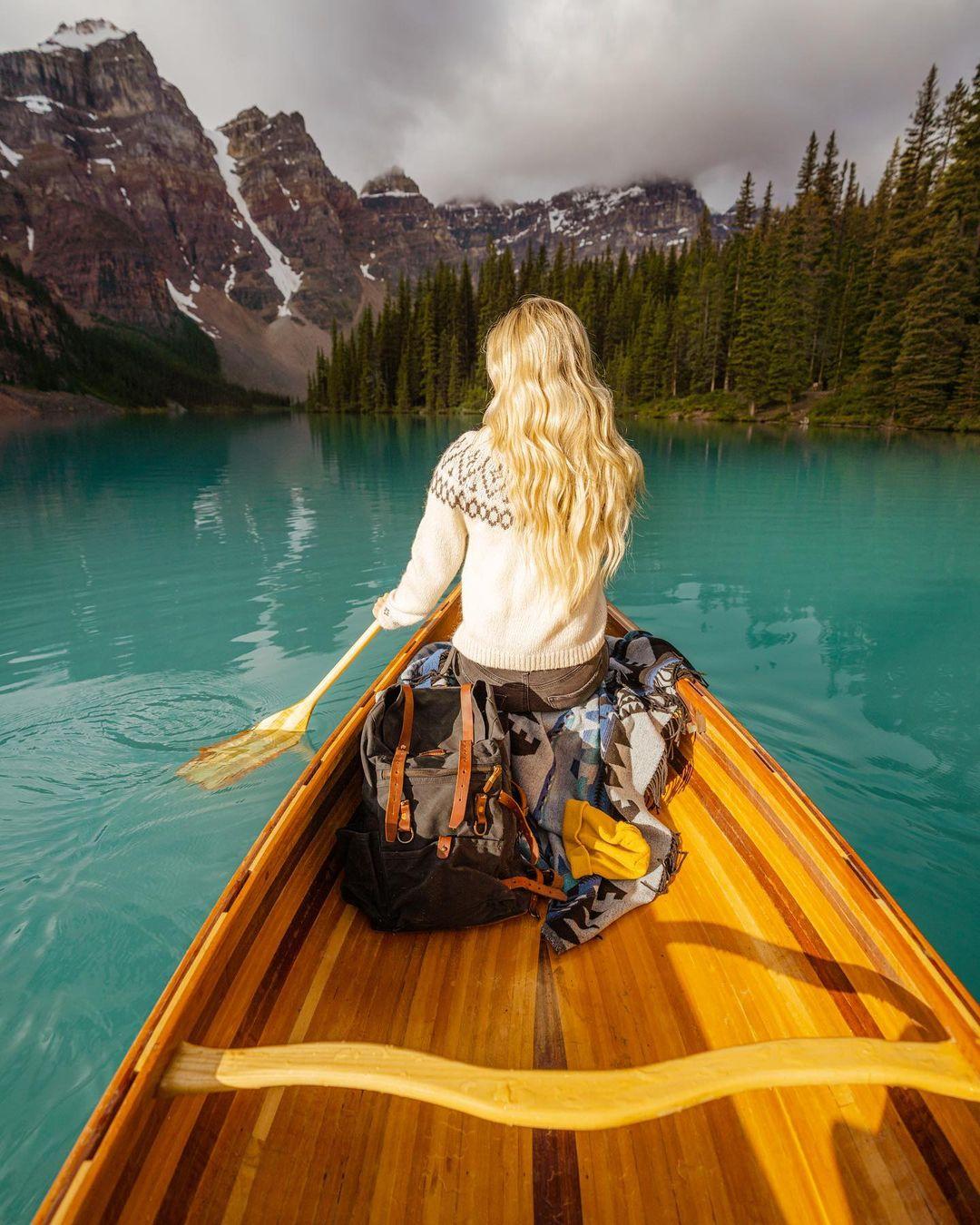 Природа и путешествия на снимках Брэйдина Тота