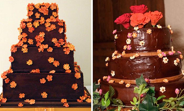 Свадебные торты, которые не стали украшением свадьбы