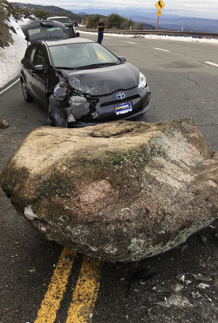 Аварии с машинами, владельцы которых пережили худший день