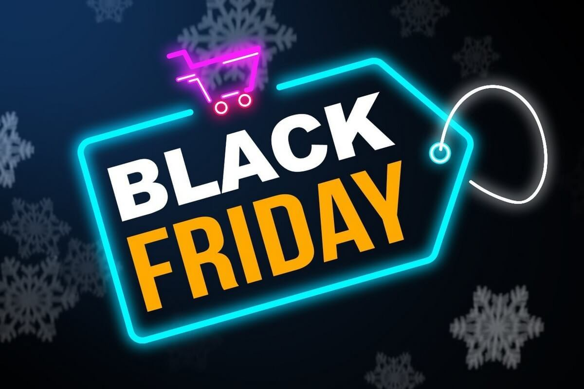 Черная пятница шагает по стране! А вы уже подумали над покупками?