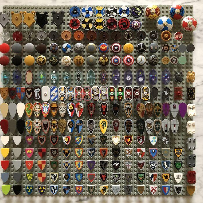 Неожиданные коллекции из самых разных вещей