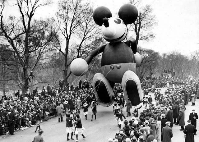 Как придумали знаменитого Микки Мауса?