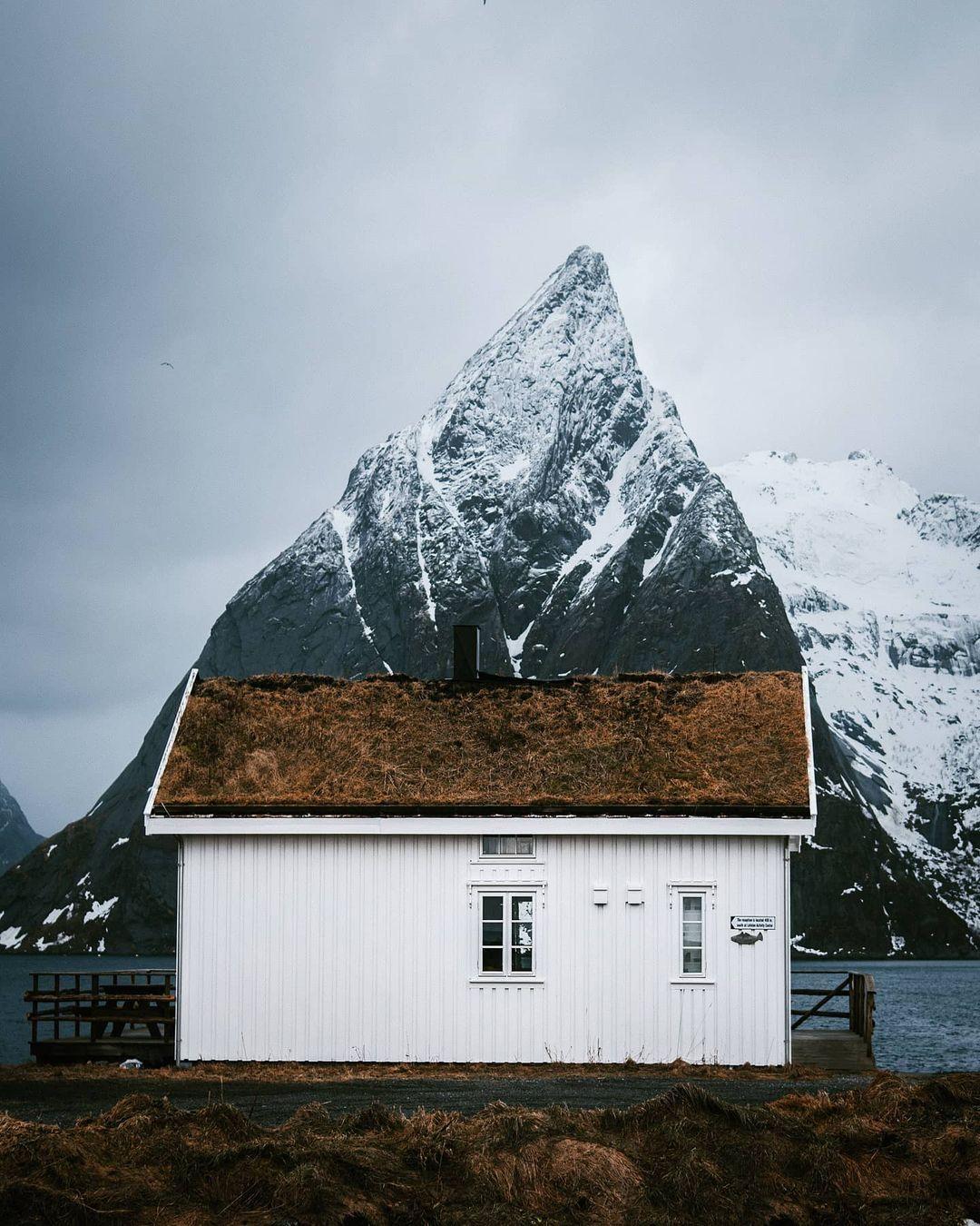 Природа и путешествия на снимках Андре Александра