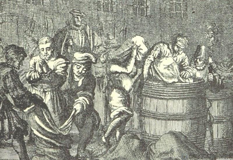Самые странные и сложные наказания в истории