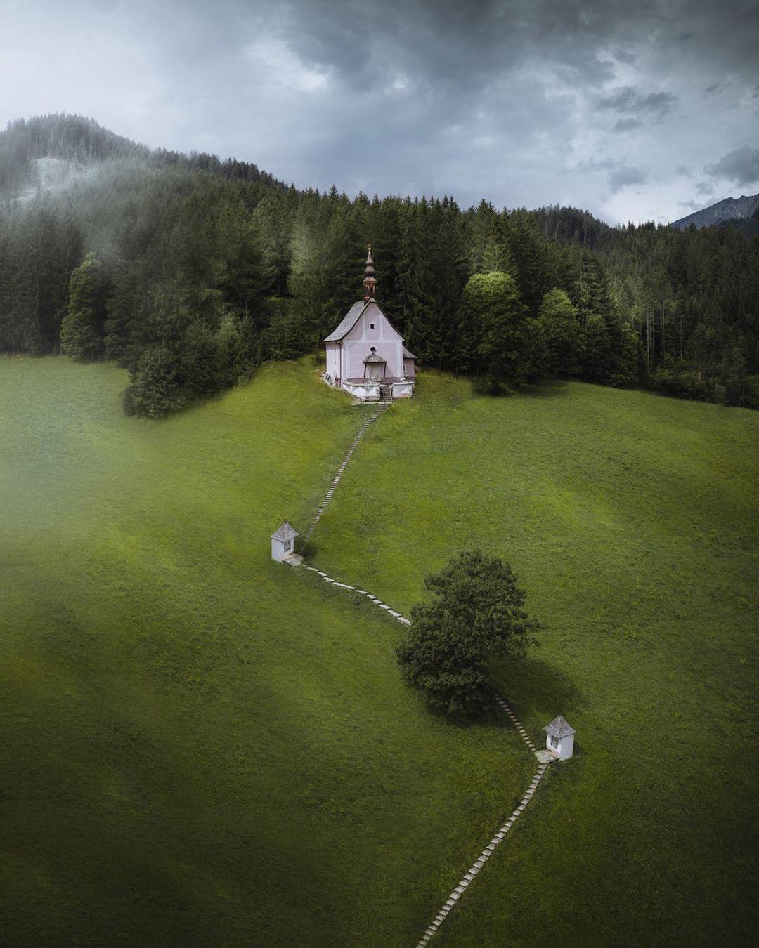 Природа и путешествия на снимках Джесса Бонде