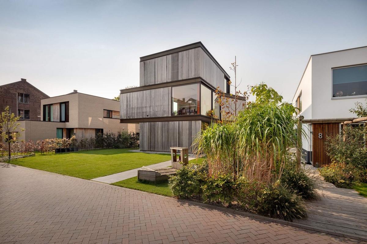 Современный дом в Нидерландах