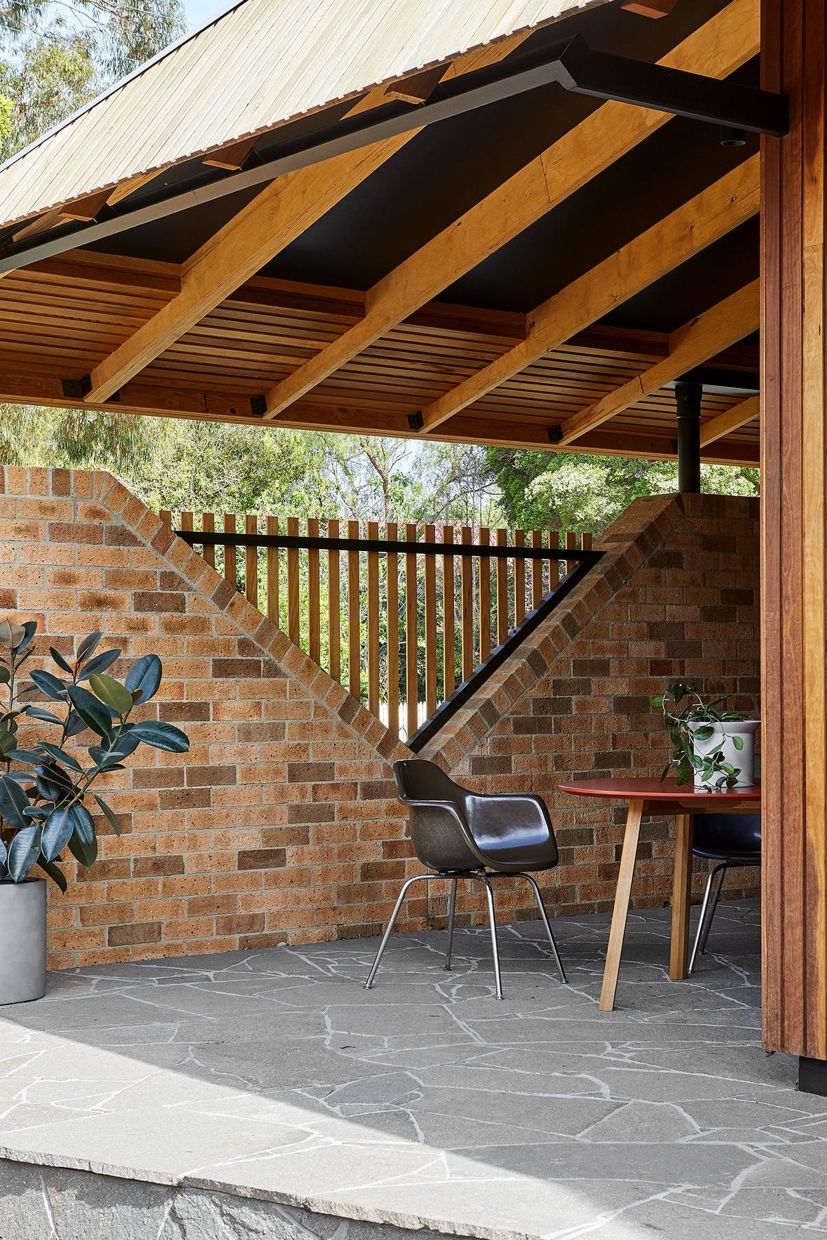 Загородный дом для семьи из пяти человек в Австралии