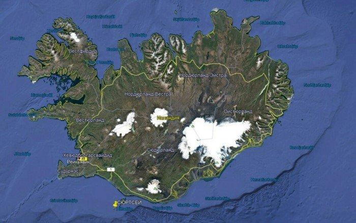 Как появляются и исчезают целые острова