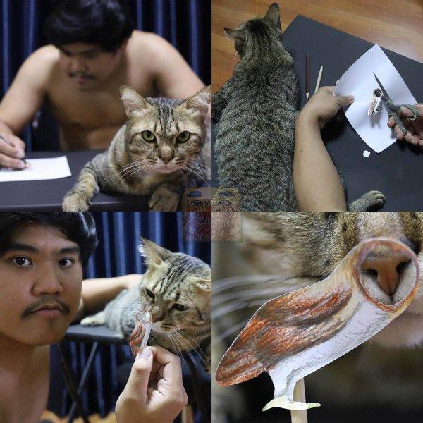 Свежие образы от мастера бюджетного косплея Анучи Саенчарта из Бангкока