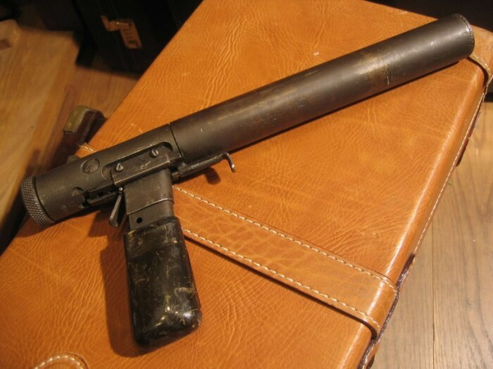 Как функционирует и устроен оружейный глушитель