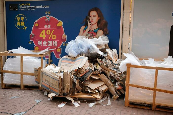 Неожиданные уличные мгновения от Эдаса Вонга