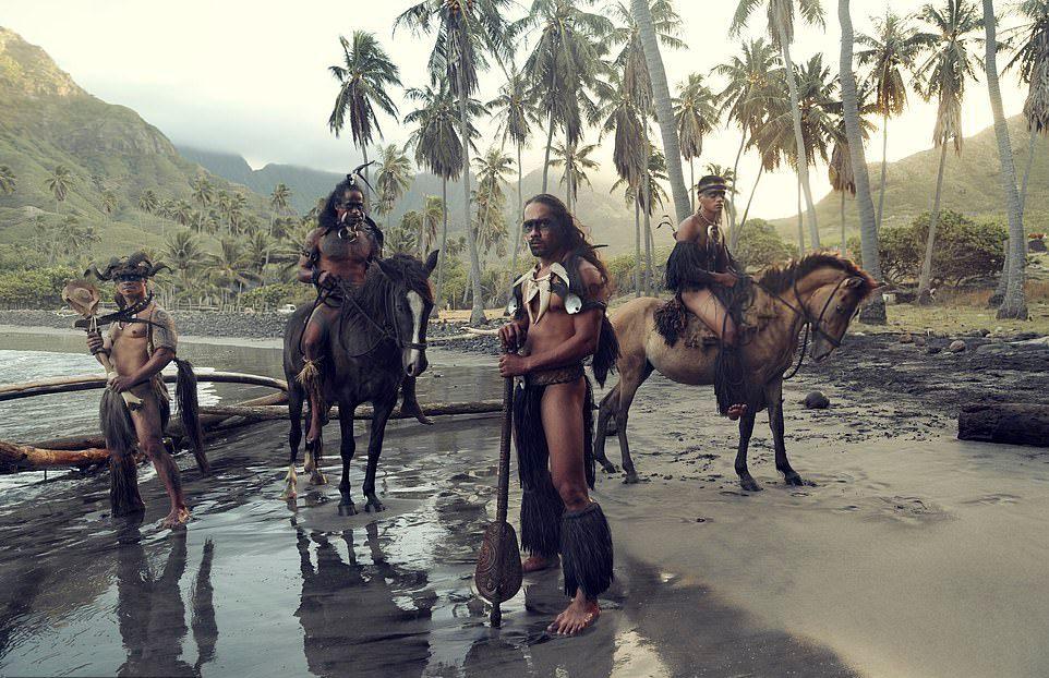 Одно из самых изолированных племен в мире на снимках