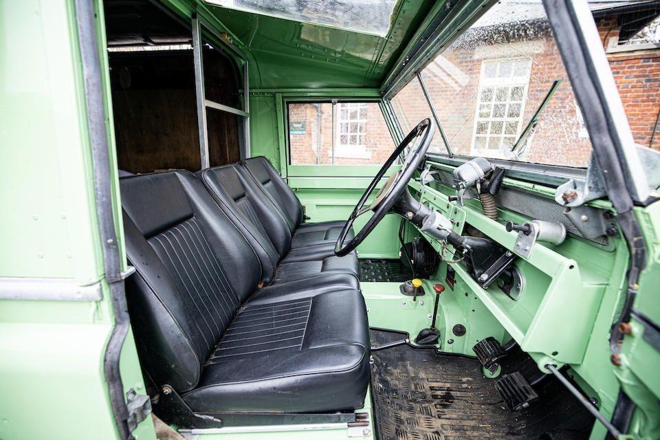 Переоборудованный Land Rover знаменитого шеф-повара