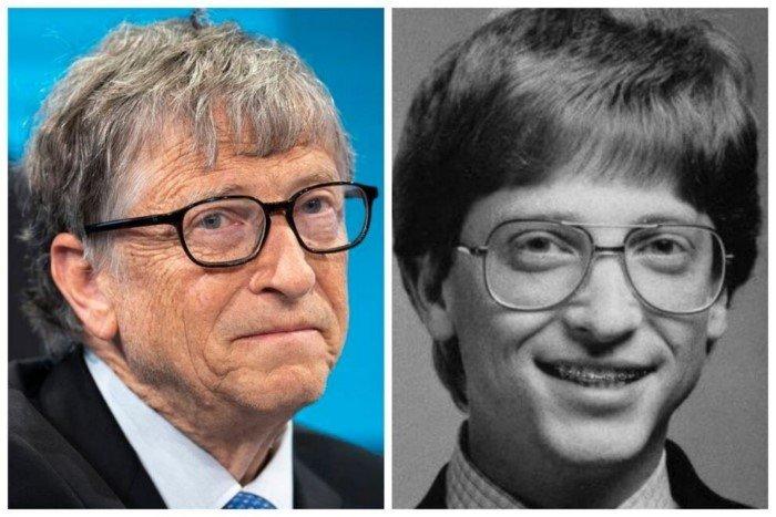 Как в молодости выглядели знаменитости, которых мы помним уже в возрасте