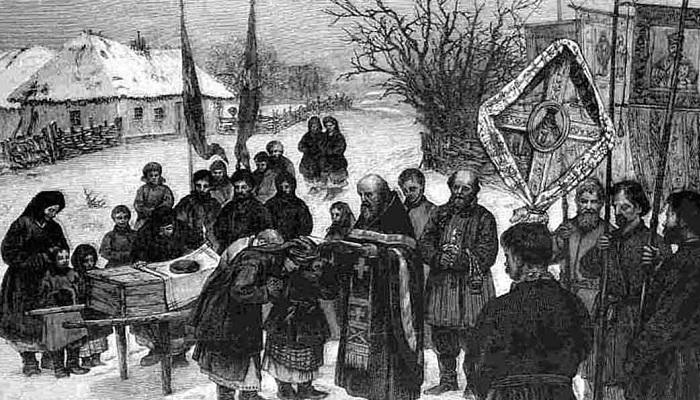 Похоронные обряды на Руси, которые могут вызвать удивление