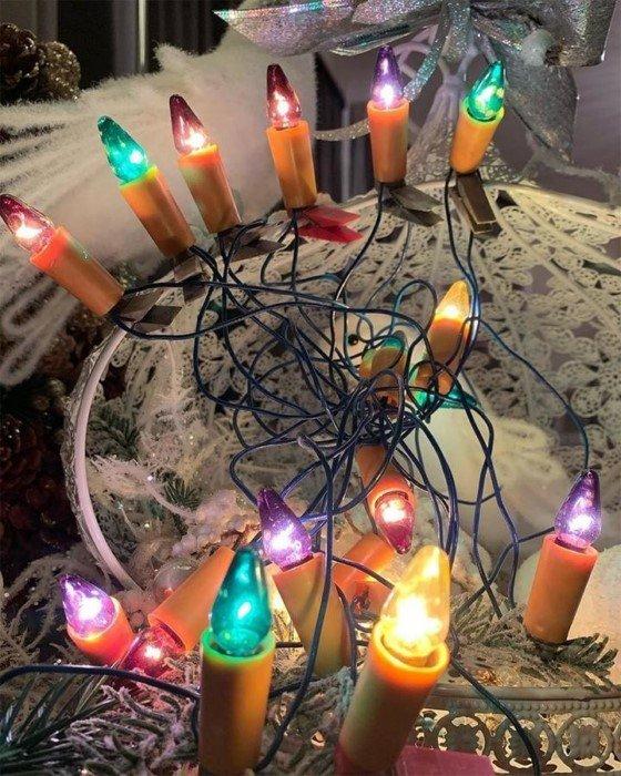 Новогодние игрушки из прошлого, которые создают волшебную атмосферу