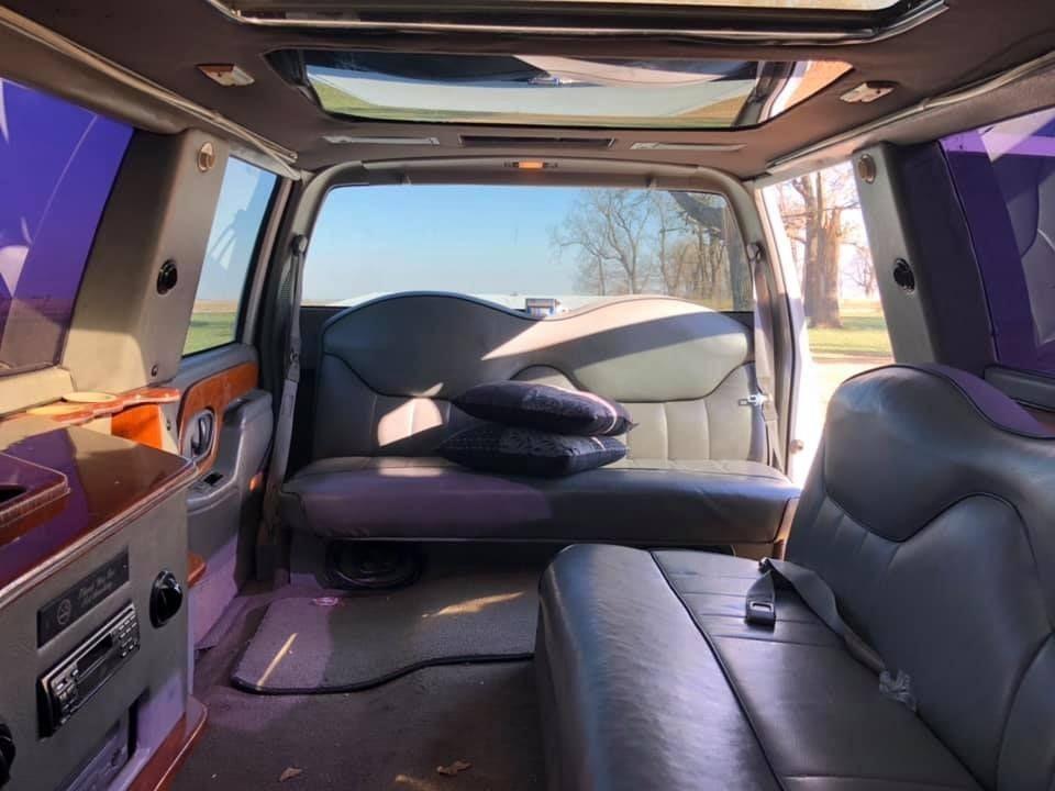 Лимузин Chevy Silverado - пикап для вечеринок