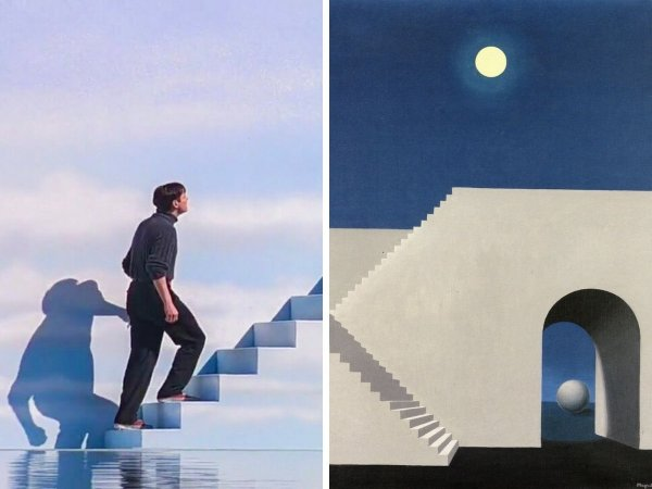 Различные художественные отсылки в известных фильмах