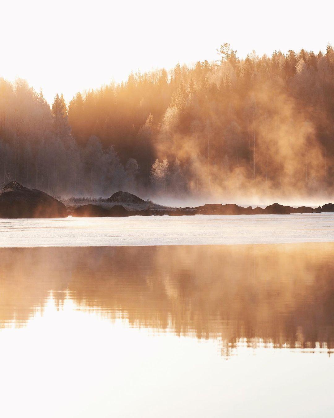 Красота природы в объективе Сандры Линнелл