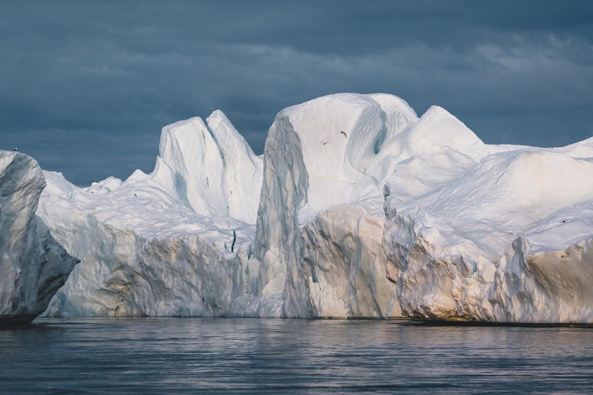Изменение климата и глобальное потепление на снимках Матиаса Роде